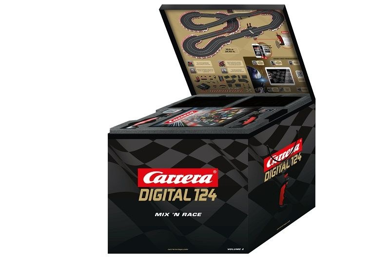 Carrera Digital 124  Mixn Race Volume 2