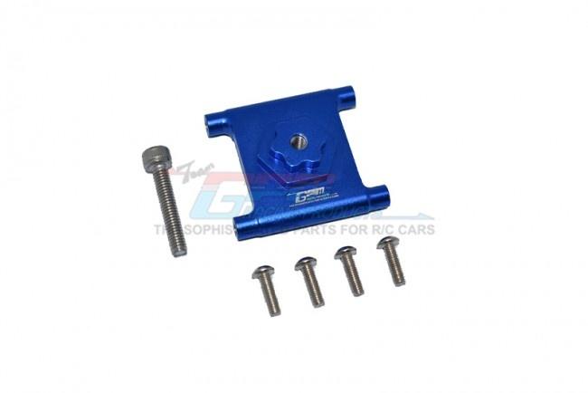GPM Aluminium Spare Tire Mount - 6PC Set for