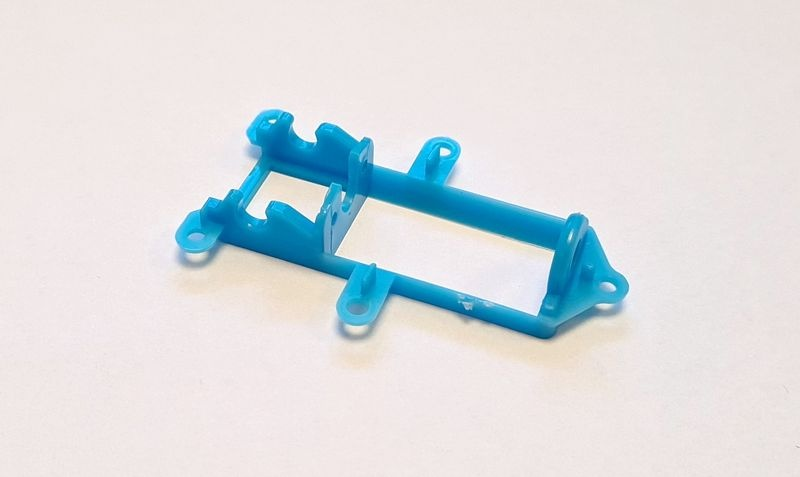 NSR Motor Support - Inline Formula - Soft (blue)