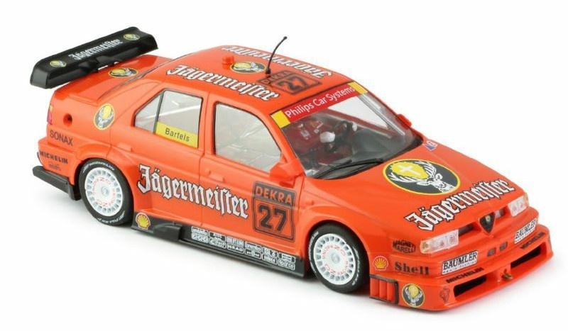 Slot.it Alfa Romeo 155 V6TI #27 DTM 1994 Norisring