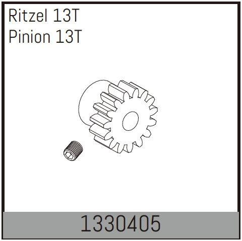 Absima Ritzel 13T