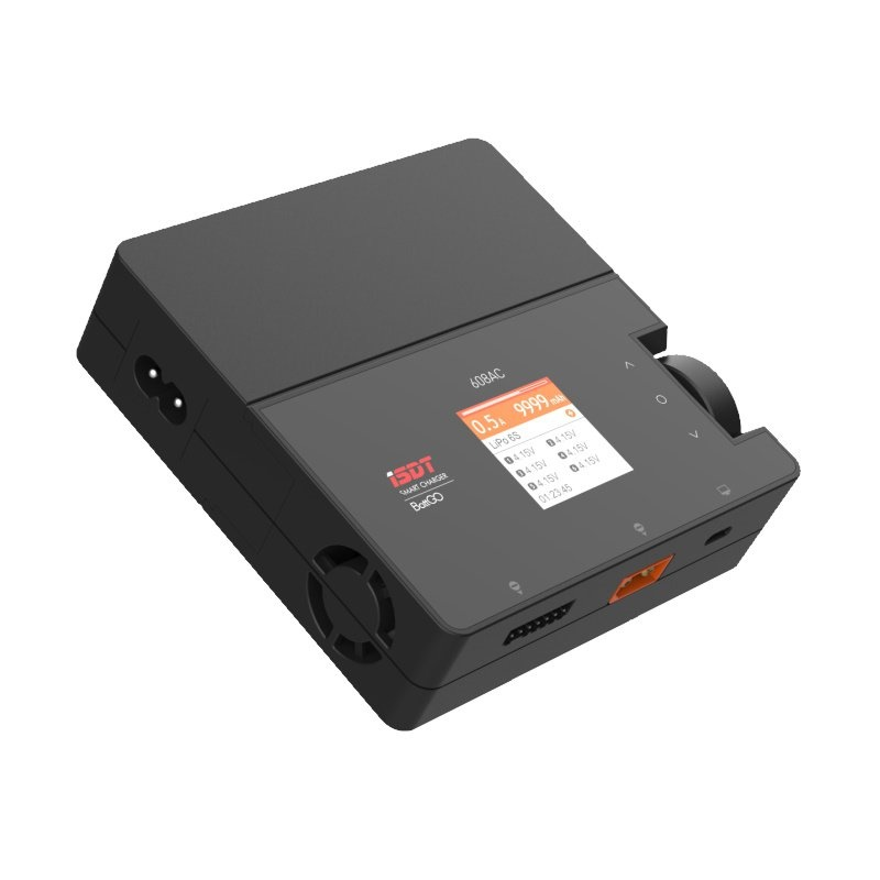 ISDT MT1425 Smart Charger 608AC - 200/50W, 8A, 6S Lipo