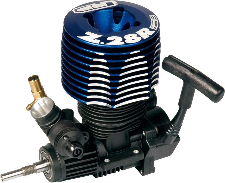 LRP Nitro Motor Z.28R Spec.3 Pullstart 1:8 Offroad
