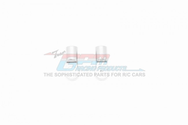 GPM aluminum ball ends for GPM MAK135RAA - 2PC SET