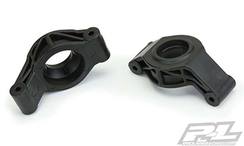 Pro-Line PRO-HUBS Ersatz (nur Plastik) für X-MAXX hinten