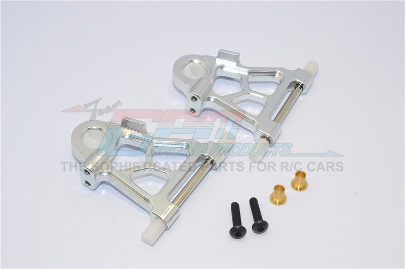 GPM alloy front lower arm - 1 PR for Tamiya TT-02