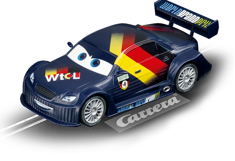 Carrera Digital 132 Disney/Pixar Cars Max Schnell
