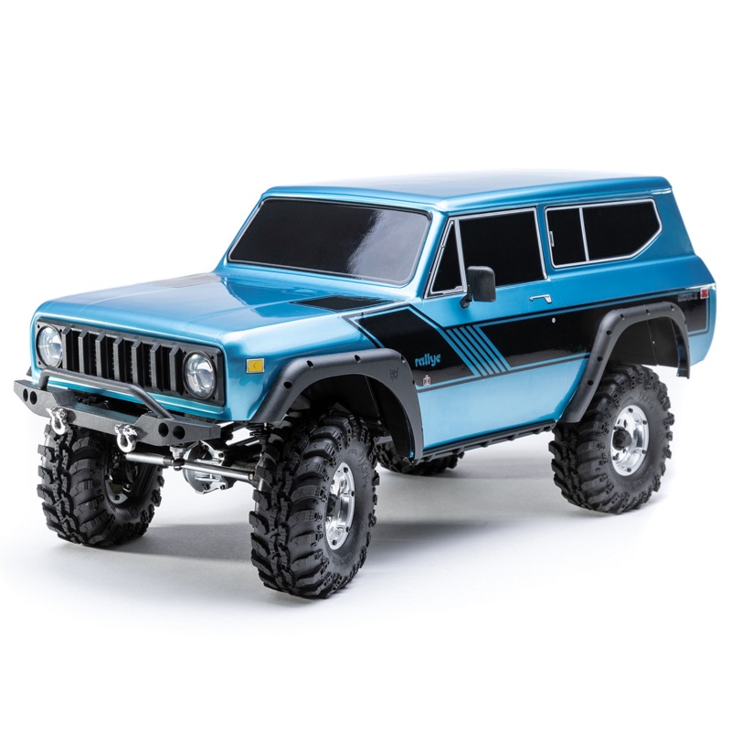 Red Cat GEN8 SCOUT II 1:10 RC CRAWLER - BLUE EDITION -