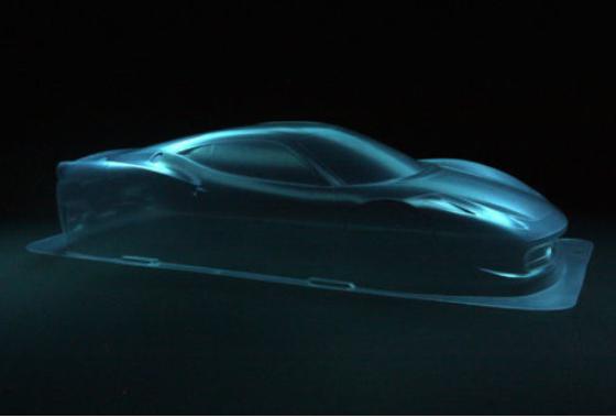 Tamiya Karosserie Ferrari 458 Challenge 1:10