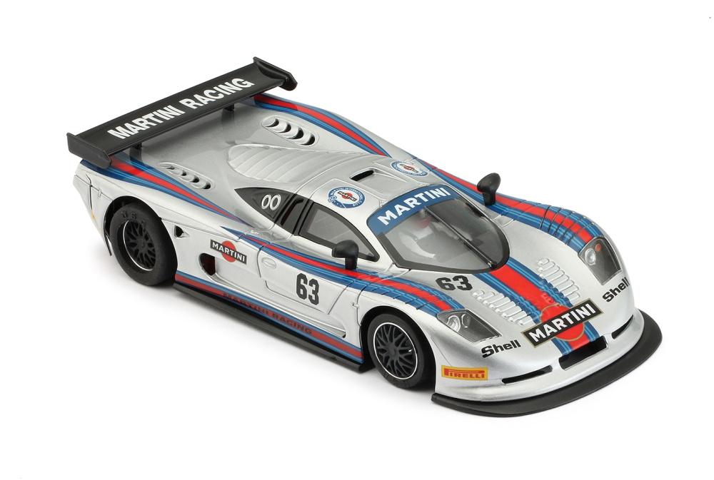 NSR Mosler MT 900 R - Martini Racing grey #63