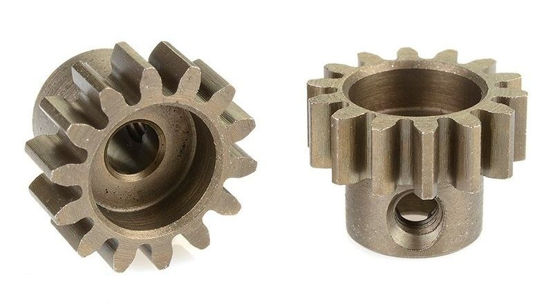Team Corally Motor Pinion - Hardened Steel - 14T