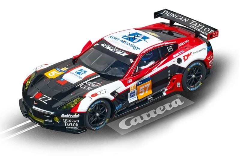Carrera Digital 124 Chevrolet Corvette C7.R