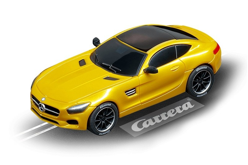 Carrera Go!!! Mercedes-AMG GT Coupe solarbeam