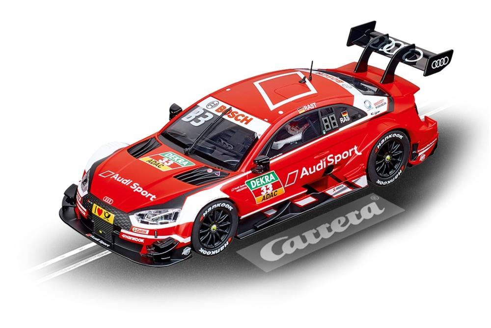 Carrera Digital 124 Audi RS 5 DTM R.Rast, No.33, 2018