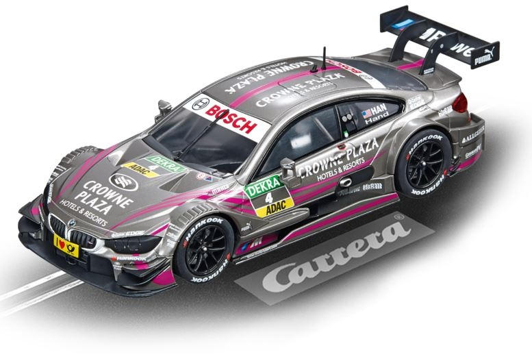 Carrera Digital 132 BMW M4 DTM J.Hand,No.04, 2014