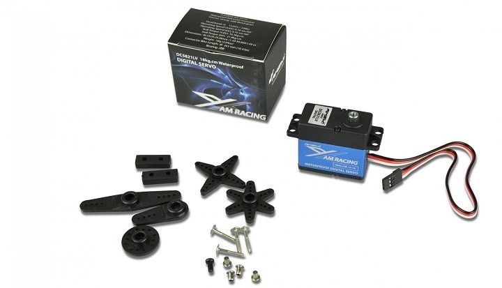Amewi AMX Racing DC5821LV WP Digital Servo, Standard