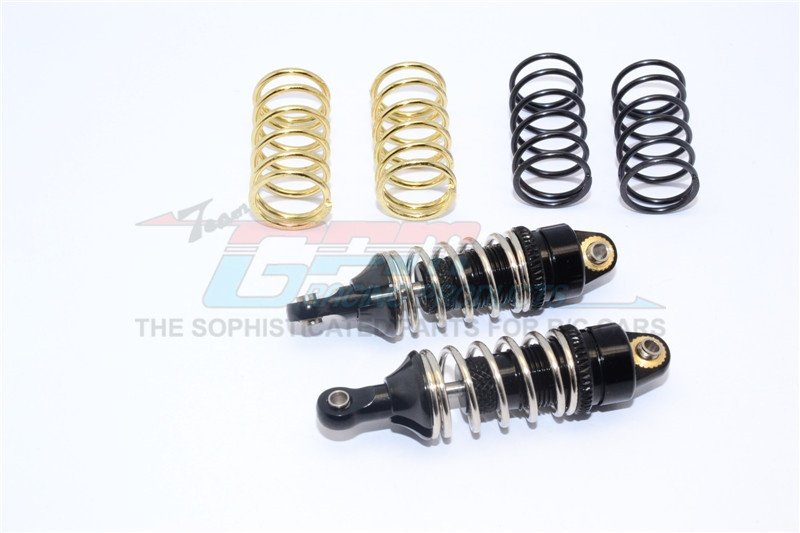 GPM aluminium front/rear adjustable spring damper (1,2mm,