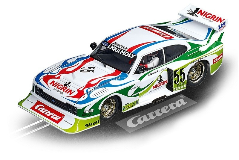 Carrera Digital 124 Ford Capri Zakspeed Turbo