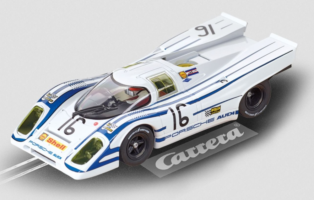 Carrera Digital 132 Porsche 917K Sebring No.16