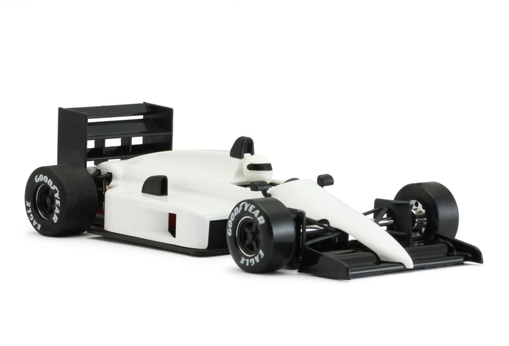 NSR Formula 86/89 - WHITE Test Car
