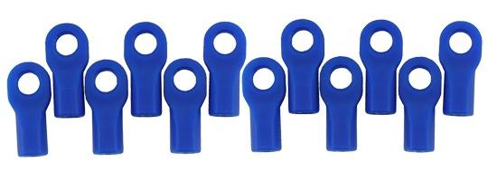RPM Kugelpfannen offen kurz blau