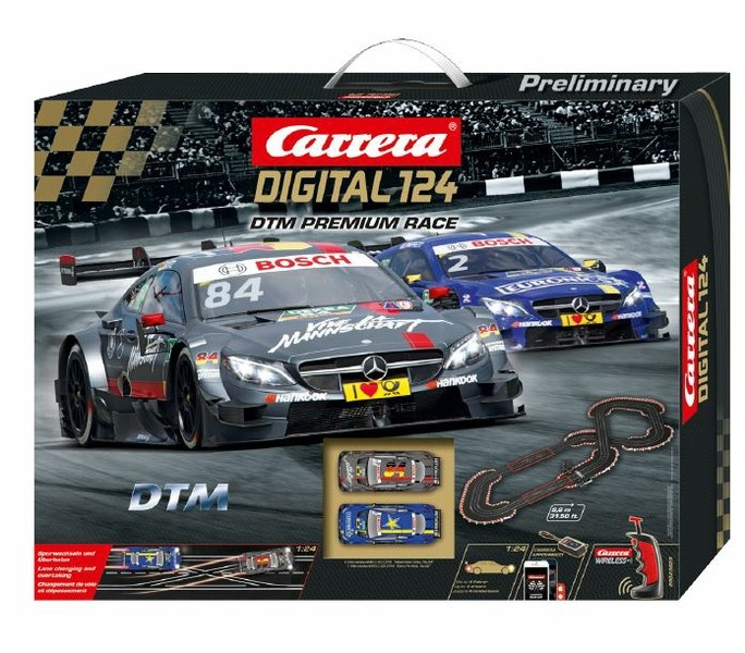 Carrera Digital 124 DTM Premium Race