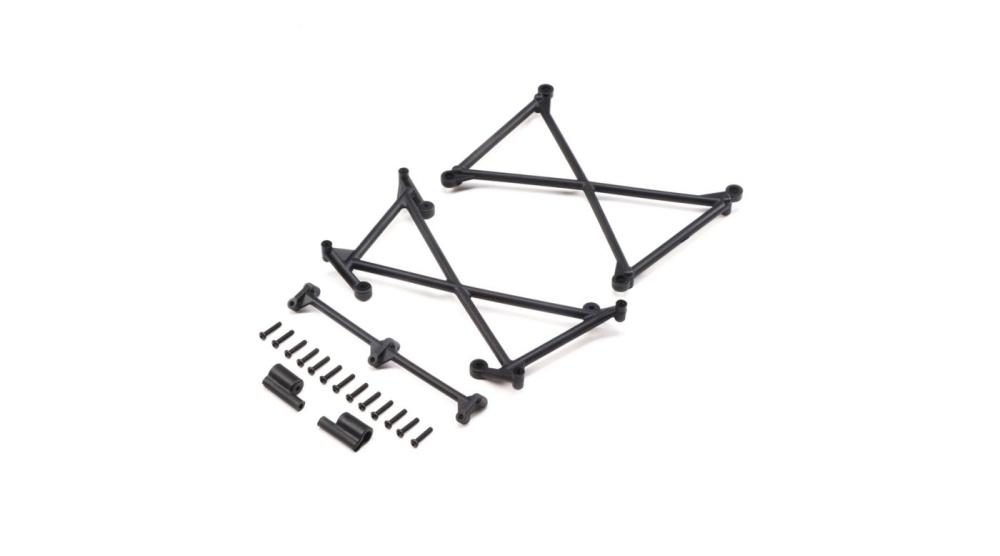 Losi Ford Raptor Body Adapter Set: Baja Rey (LOS230068)