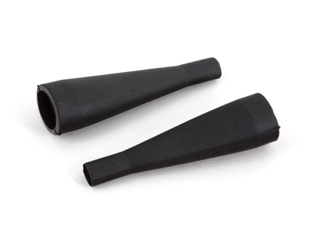 Arrma RC Dämpfer-Staubschutzmanschette schwarz 45mm (2)
