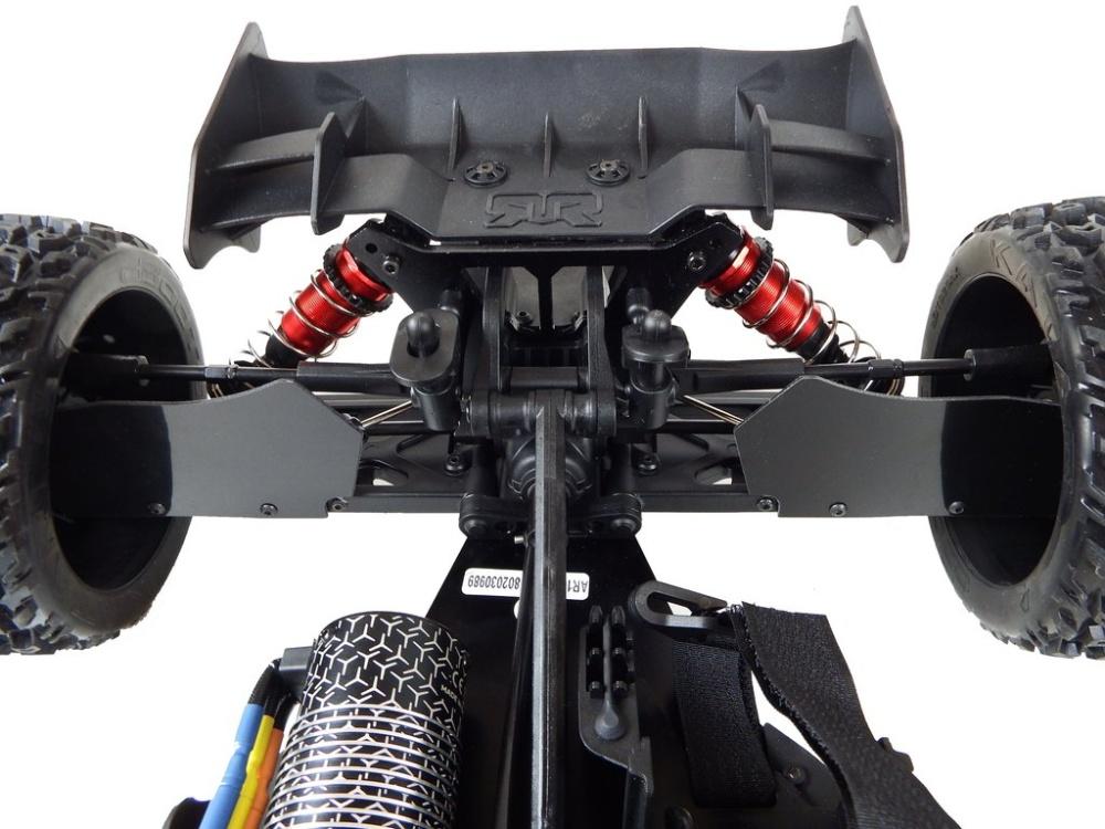T-Bone Racing Rear Mud Guards - Arrma Talion 2018