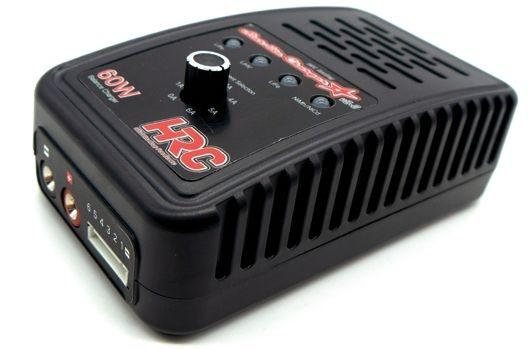HRC Ladegerät - 12/230V - HRC Star-Lite Charger V2.0 - 60W