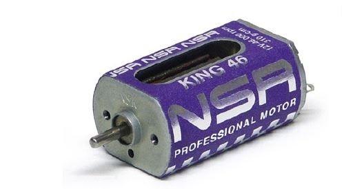 NSR KING 46K EVO Magnetic 46000 rpm 365g.cm @ 12V
