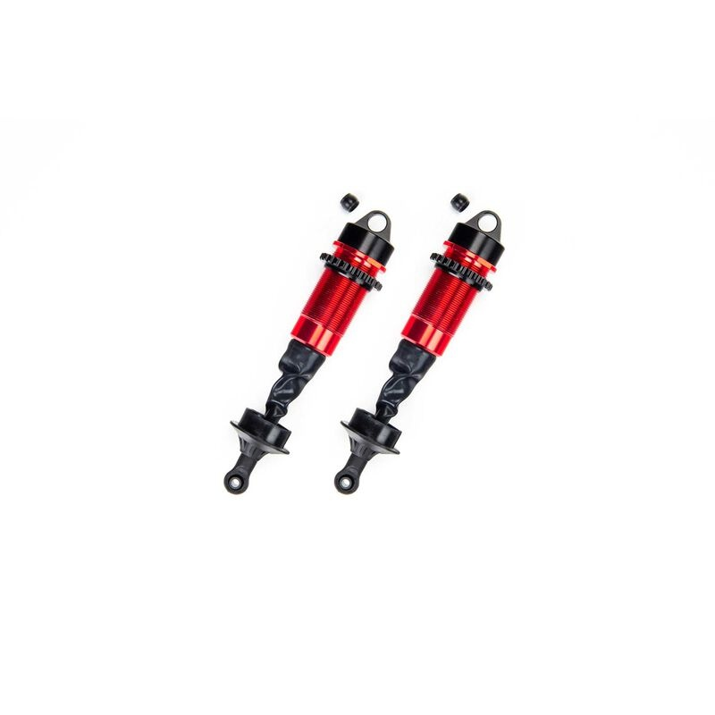 Arrma Shock Set, 16mm Bore, 115mm Length, 1000cSt Oil