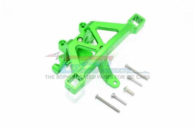 GPM aluminium front body mount -6PC Set for Traxxas Revo 2.0