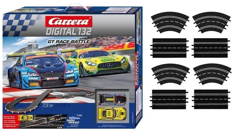 Carrera Digital 132 GT Race Battle --SPARSET 1--
