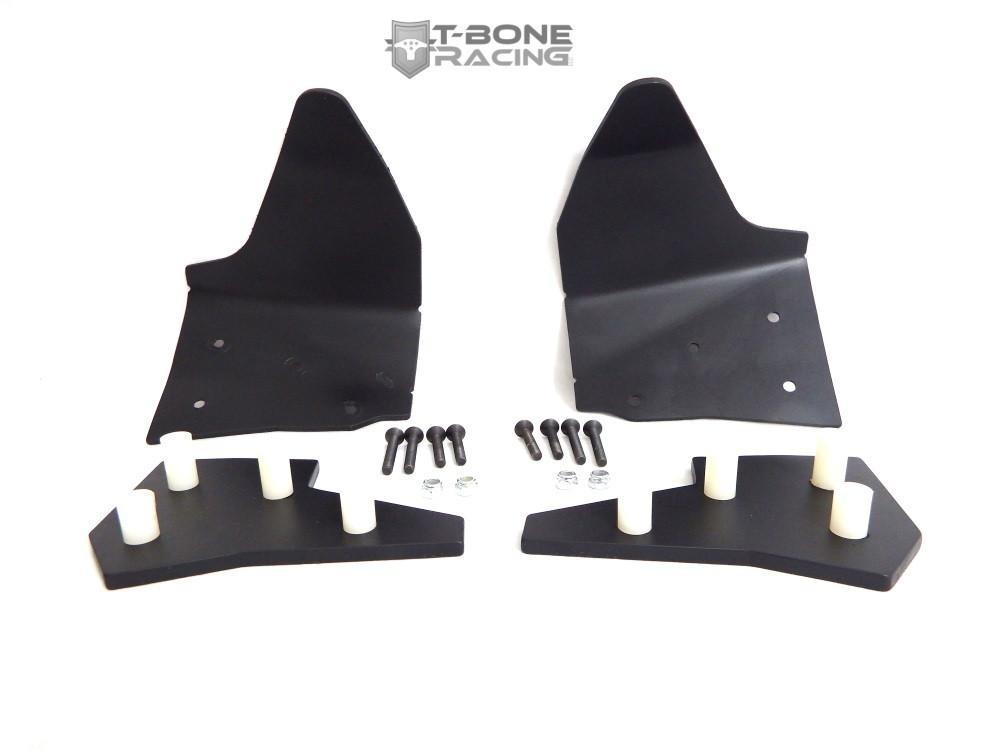 T-Bone Racing Rear A-Arm A-Skid Set- Traxxas X-Maxx