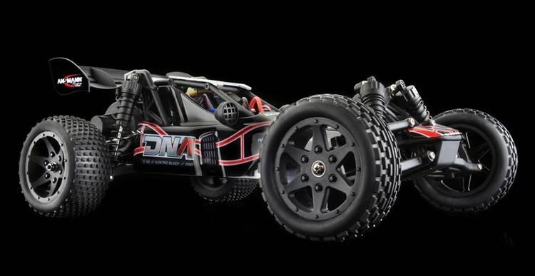 Ansmann DNA 2WD Elektro Buggy 2.4GHz RTR 1:10