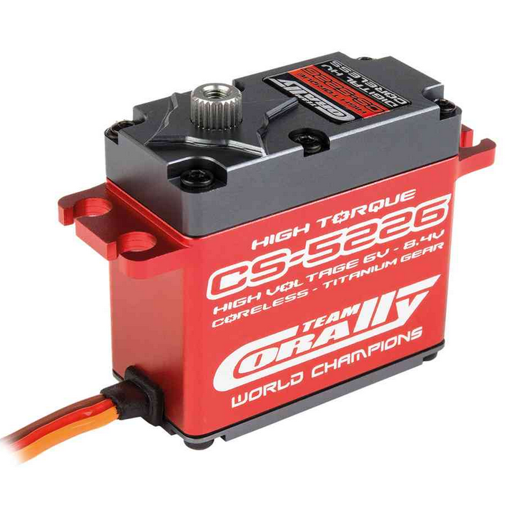 Team Corally CS-5226 HV High Torque Servo, Titan