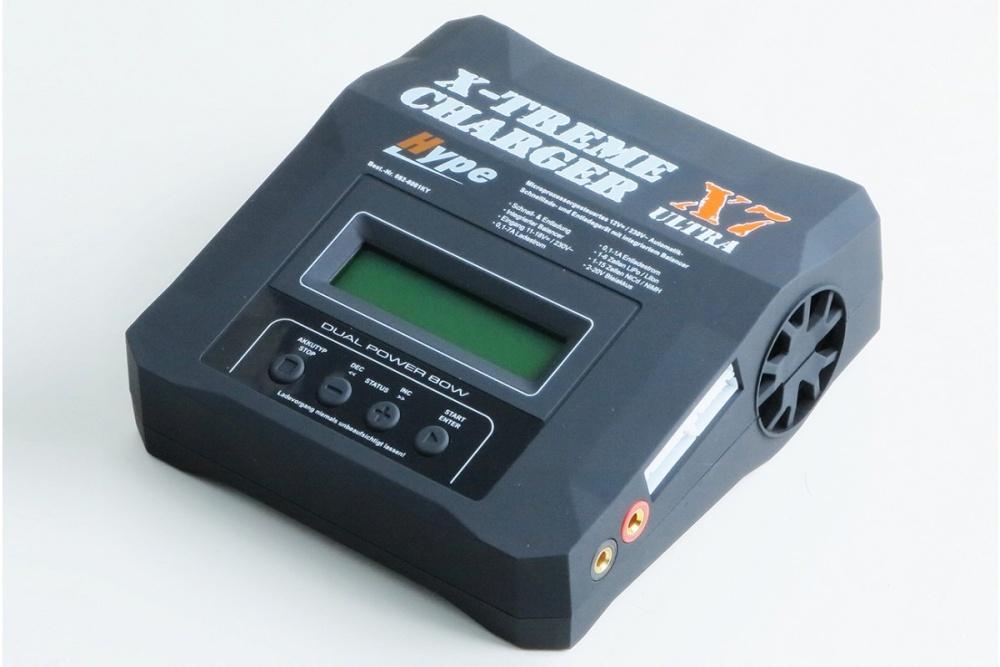 Hype Computer-Ladegerät X7 Ultra 12/230V