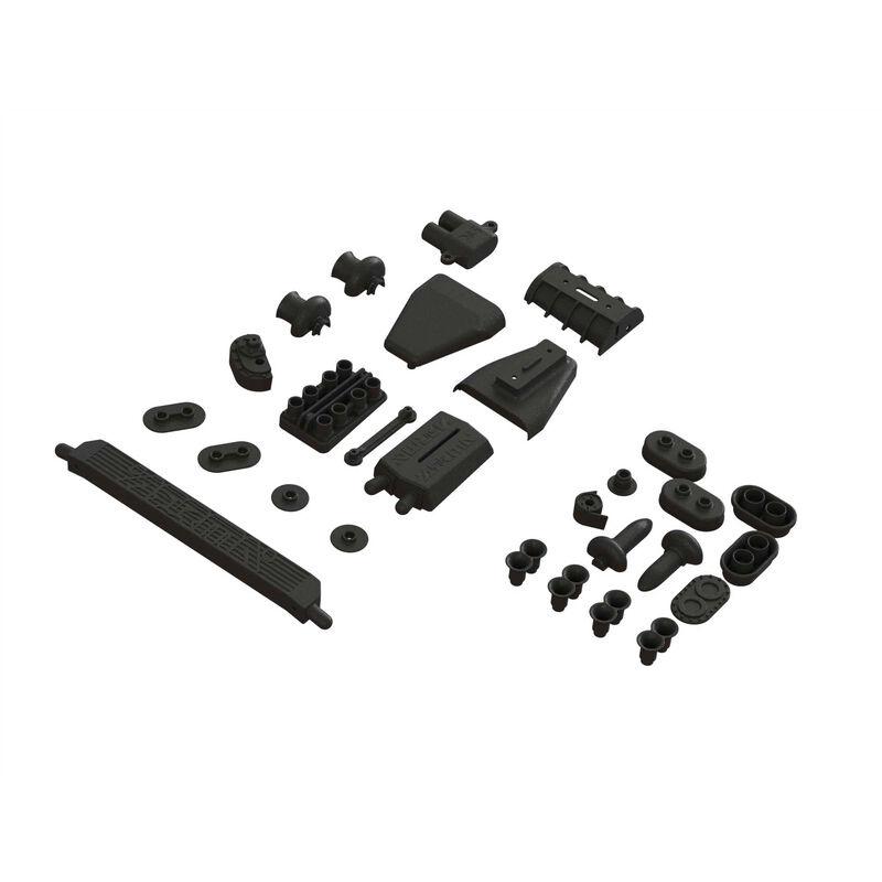 Arrma 1/7 Scale Body Accessories, Set A