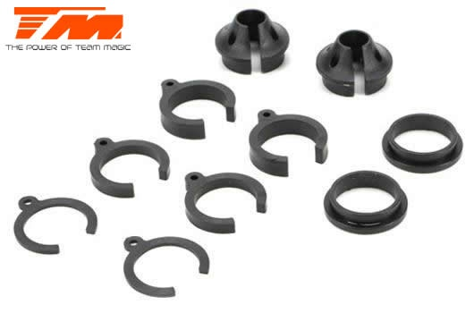 Team Magic Replacement Part - E5 - Shock Spring Holder