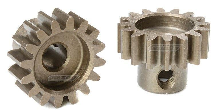 Team Corally - M1.0 Motorritzel - Stahl gehärtet - 16 Zähne