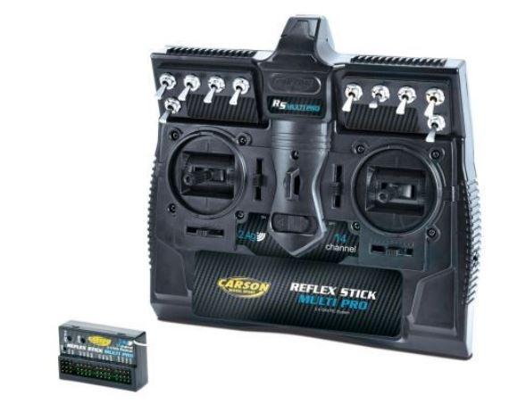 Carson Reflex Stick Multi Pro 14 Kanal 2.4GHz