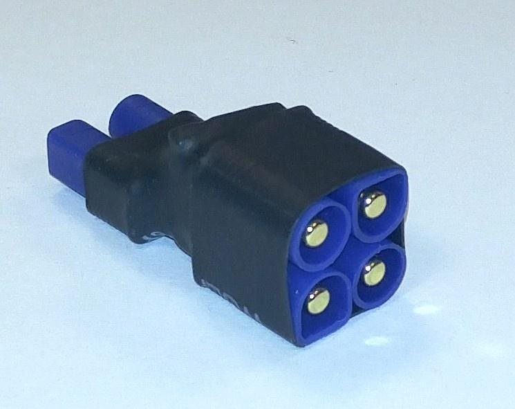 Kurzadapter EC3-Verbinder-seriell, 1 Stück, lose