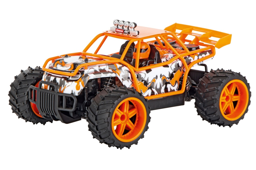 CARRERA RC - 2,4GHz 4WD Truck Buggy 1:16