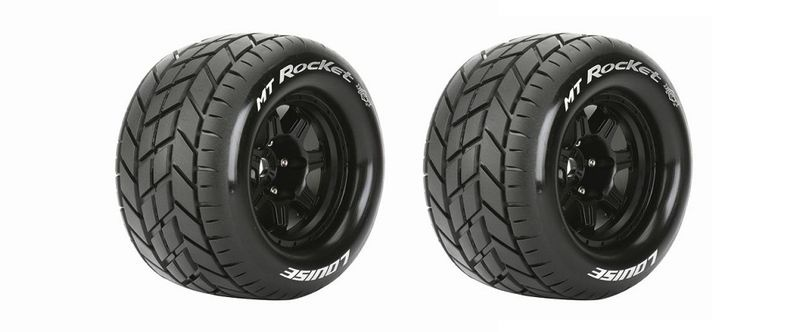 Louise RC MFT MT-ROCKET 1:8 Monster Truck Reifen 3.8