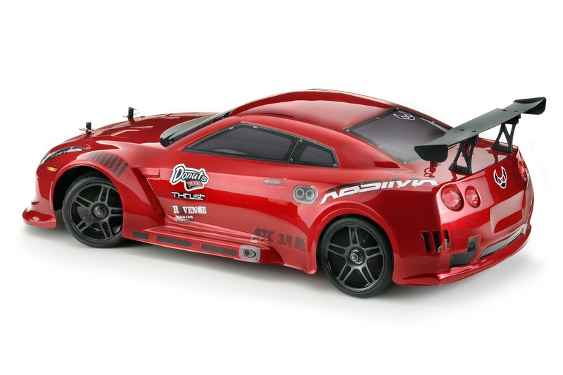 Absima Karosserie 1:10 EP Touring Car ATC3.4BL 4WD RTR