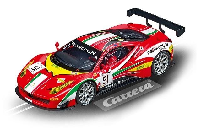 Carrera Digital 124 Ferrari 458 Italia GT3 AF Corse, No.51
