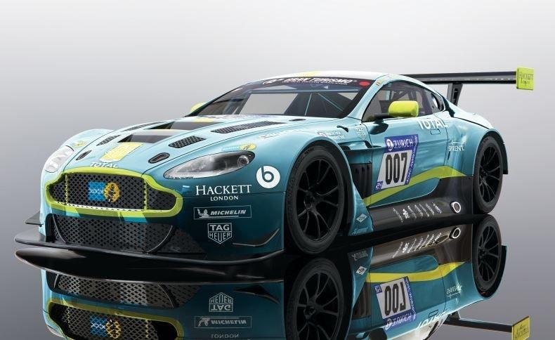 Scalextric 1:32 Aston Martin GT3 Nürb. 24hrs 18 HD