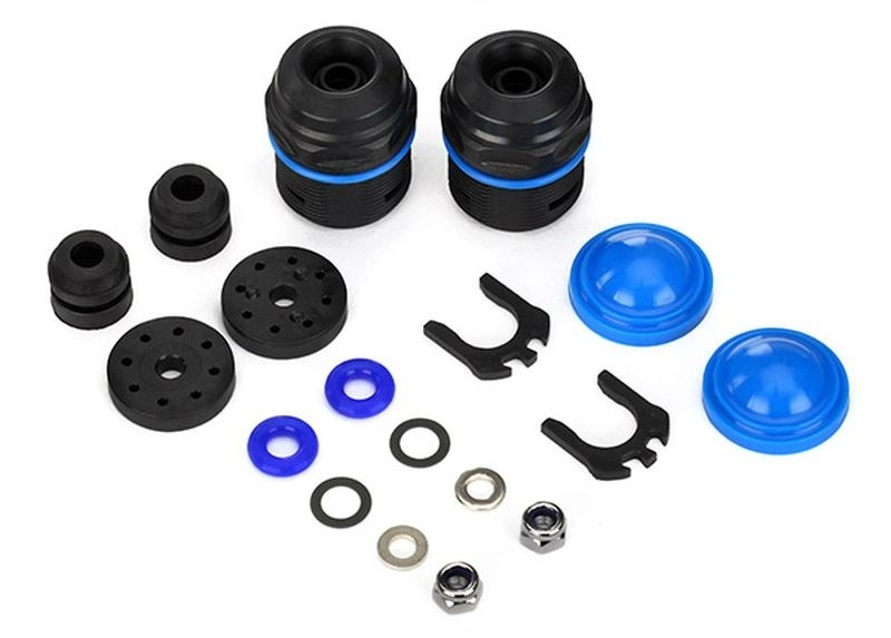 Traxxas Rebuild Kit, GTX Dämpfer (Catridge unten, montiert,