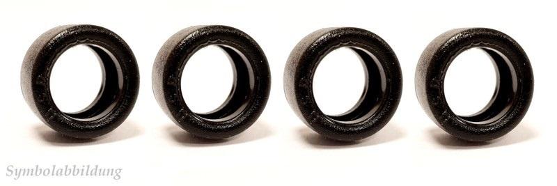NSR Reifen Slick Rear 19,5x10 SUPERGRIP 16mm (4)